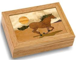 mustang horse gifts