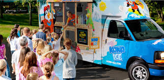 Image result for kona ice food truck images