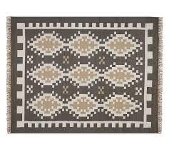 alameda indoor outdoor rug gray