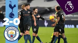 HIGHLIGHTS | TOTTENHAM 2-0 MAN CITY - YouTube