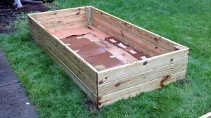 Small Picture Inexpensive Raised Garden Bed Ideas Best Garden Design Ideas