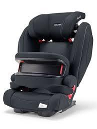Детское <b>автокресло Recaro Monza</b> Nova IS Seatfix 2020 Prime ...