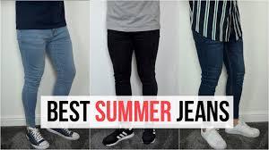 BEST MEN'S SKINNY JEANS FOR <b>SUMMER 2019</b>   3 Easy ...