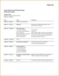 Agenda Format Word Expin Memberpro Co Wedding Templates Free Meeting ...