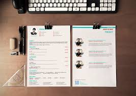 Meetdev Creative Cv Template 15 Easily And Graphic Design Original