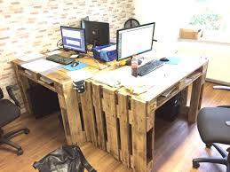 office desk europalets endsdiy. DIY Schreibtisch Aus Paletten Im Büro #Mangoblau In Oldenburg Office Desk Europalets Endsdiy D