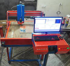 picture of homemade cnc router build