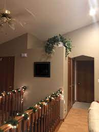 how to decorate built in display ledge