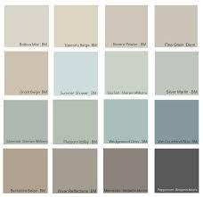 natural paint colorsNeutrals  INZG