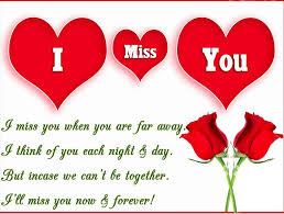 40 Latest Collection Of Missing You Shayari SMS Messages For Beauteous Missing Day Pic