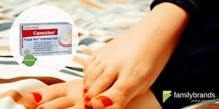 Canesten Fungal Nail Treatment as Seen On Family Health Diaries