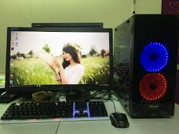 bộ máy tính chơi game công nghê intel 22nm ram 8gb,ổ sdd