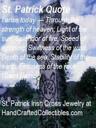 St Patrick Quotes Beauteous Irish Saint Patrick Quotes Troy C Wagstaff Aka CallahanWriter