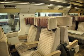 Is It Worth Upgrading To Eurostar Premier Class London To