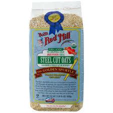 bob s red mill organic steel cut oats 24 oz 680 g