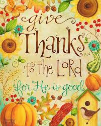 Christian Quotes On Thanksgiving Best of Give Thanks To The Lord 24x24 Art Print Christian Bible Verse