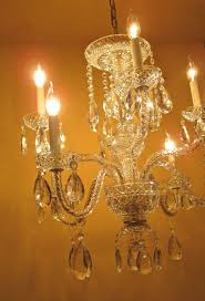 crystal chandelier large 25 wide eight arms