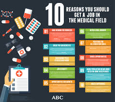 What Are The Benefits Of Working In The Medical Field Abc