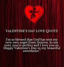 Valentine Love Quotes For Her