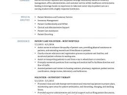 Volunteer Experience Resume Example Sample Photo Examples Resume