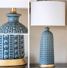 ceramic table lamps blue ceramic table lamps88