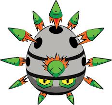 Ferroseed Evolution Chart Pokemon 2597 Shiny Ferroseed Pokedex Evolution Moves