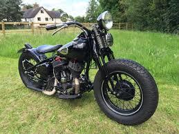 sold harley davidson wla 1942 hardtail bobber american iron