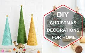 40 easy diy christmas decorations for