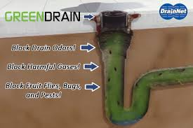 Green Drains Waterless Trap Seal For Restaurants And Commercial