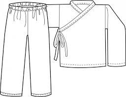 Pajama Shorts Pattern Unique Design