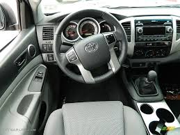 2012 Toyota Tacoma Interior wallpaper | 1024x768 | #40859