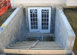 exterior basement door installation. image of: outside basement entrance door exterior installation t