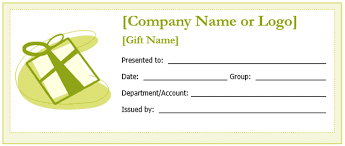 Microsoft Certificate Templates Free Free Gift Certificate Templates You Can Customize Business Gift