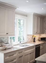 Kitchen Backsplash White Cabinets interior backsplash tile white