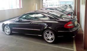 2004 Mercedes-Benz CLK-Class - Information and photos - ZombieDrive