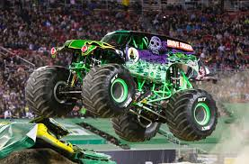 Interactive Monster Trucks Seating Chart March 26 Events Bok Center