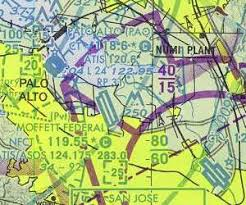 Magnetic Variation Sectional Chart Aeronautical Charts