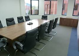 bespoke boardroom tables exchange chambers office furniture manchester selivery installation bespoke office desks