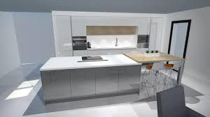 Charmant Deco Cuisine Gris Et Blanc D Co Noir Get Green Design De Maison  Moderne Bois With Deco Maison Noir Et Blanc