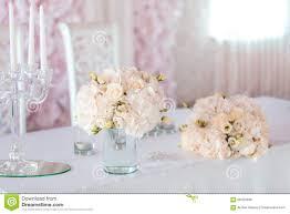 Wedding Flowers Decoration Luxury Wedding Flower Decoration Stock Photo Image 56420399