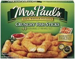 mrs paul s fish sticks are terrible