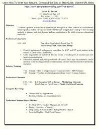 High School Resume Builder Amazing Middle School Resume Builder Krida