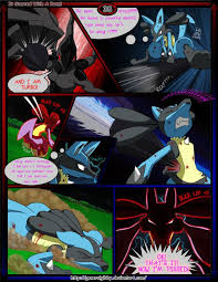 Lucario Having Sex Cumception