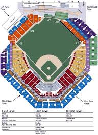 64 Inquisitive Citizen Bank Seating Chart For Phillies