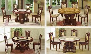 italian marble dining tableround rotating dining table decor of revolving dining table