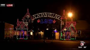 Acadiana Lights Larcs Acadian Village Thanks Its Sponsors With Early Showing