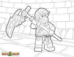 Season 4 Lego Ninjago Coloring Pages - Novocom.top