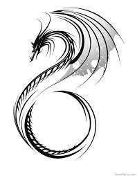 Dragon Art Tattoos Designs Tattoo Skeleton Dragon Knight Design Picture 11563 Dragon