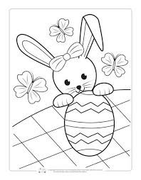 The best 29 easter disney printable coloring pages. Printable Easter Coloring Pages For Kids Itsybitsyfun Com