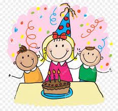 Birthday Cake Childrens Party Clip Art Party Png Download 1300